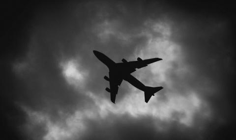 Въздушният трафик в Европа е едва 10% в сравнение с миналата година