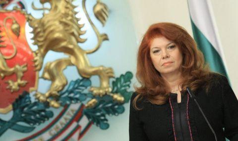 Илияна Йотова: Гледам с надежда на кандидатурата на Пламен Николов - 1