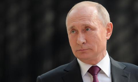 Путин забрани вноса на храни от ЕС