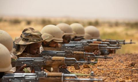 """""""Взгляд"""": САЩ подготвят нова пехота за война с Китай"""