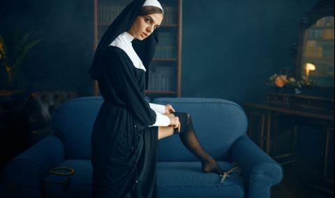 Палава монахиня се заигра с 14-годишна