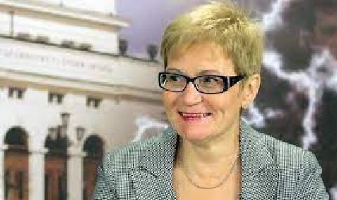 Мария Пиргова: ГЕРБ и ДПС държат на статуквото. Новите формации ще трябват да направят мнозинство - 1