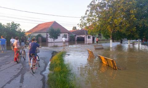 Язовирна стена се скъса в Узбекистан, 12 000 души са евакуирани