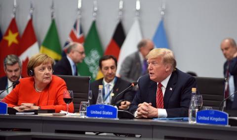 По време на коронавирус: Меркел-мания в САЩ