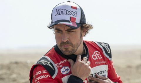 Фернандо Алонсо: Не мислех, че завръщането ми във Формула 1 ще се окаже толкова трудно