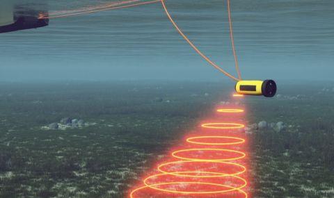 Patria ще достави акустични системи за борба с минната опасност на белгийските и кралските холандски ВМС - 1