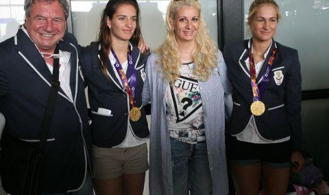 Сестри Стоев отново са европейски шампионки по бадминтон
