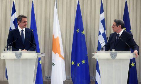 Гърция обяви единственото решение за Кипър