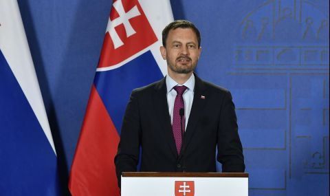 Словакия отхвърли референдум за предсрочни избори