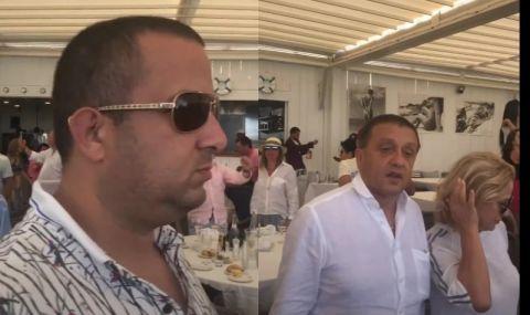 ЕКСКЛУЗИВНО ВИДЕО: Илчовски и Иван Ангелов на купон в Монако