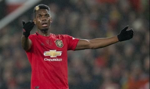 Маркизио: Казах на Погба, че е грешка да се връща в Юнайтед