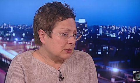 Емилия Милчева: В предизборната програма на ГЕРБ има смехотворни неща - 1