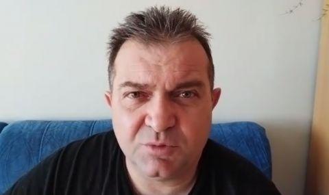 Георги Георгиев от БОЕЦ представи документи за готвено убийство
