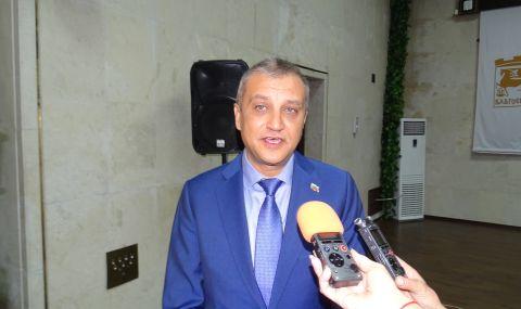 Новият кмет на Благоевград положи клетва, обеща прозрачност