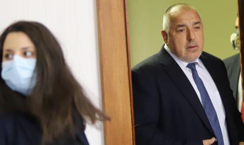 Отговорът на Борисов не закъсня след наложеното вето
