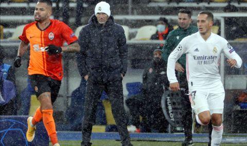 Шахтьор подчини Реал Мадрид на Олимпийския стадион в Киев (ВИДЕО)