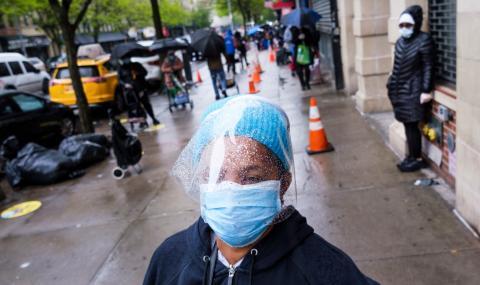 Коронавирус: 1100 починали в САЩ за едно денонощие