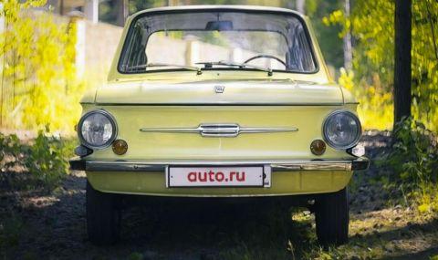Продава се колекция от класически съветски автомобили - 3
