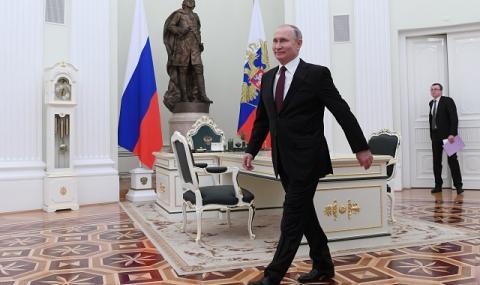 Путин нареди: Заделете пари за заплати!