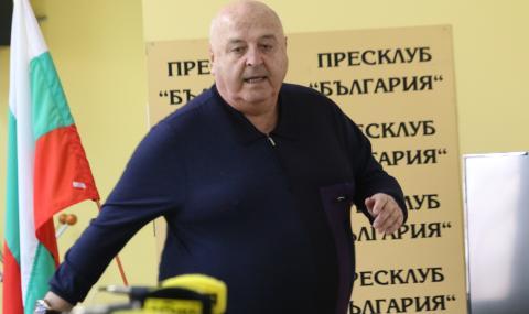 Венци Стефанов иска извънреден Изпълком и свалянето на шефа на БФС