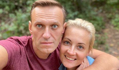 Навални не е заразен с коронавирус