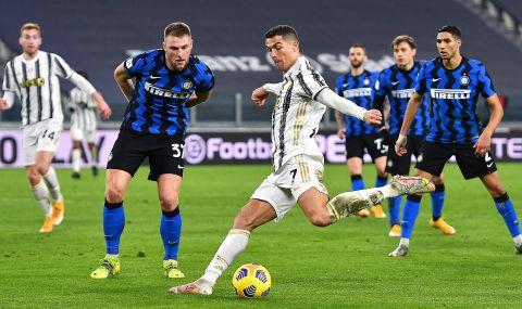 Ювентус успя да укроти Интер и е на полуфинал за Купата на Италия