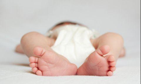 Близо 5-килограмово бебе се роди в Пловдив