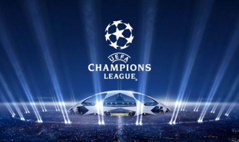 Всички резултати и голмайстори от мачовете в Шампионската лига (ВИДЕО РЕПОРТАЖ)