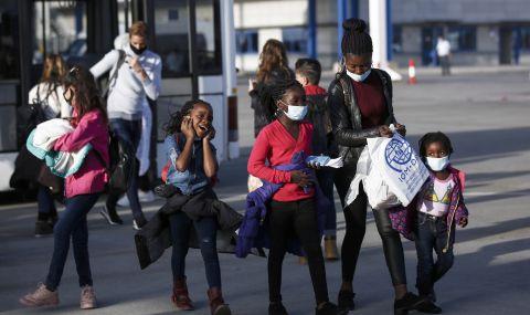 Критична е ситуацията с бежанците в Гърция
