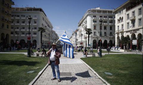 Превзеха архивите на община Солун - 1