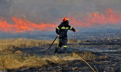 В Турция - под контрол са пожарите в Анталия - 1