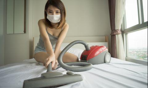 Осъдиха мъж да компенсира бившата си съпруга за домакинската работа