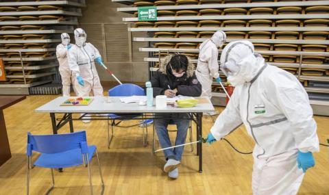 Първата жертва на коронавируса в Европа