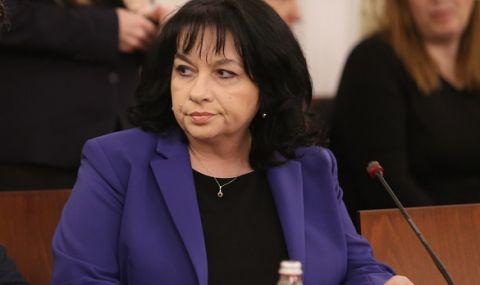 """Петкова: Парламентът ще реши бъдещето на АЕЦ """"Белене"""""""