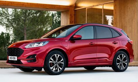 Какво ново в новата Kuga на Ford