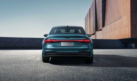 Audi A7 вече е седан - 4
