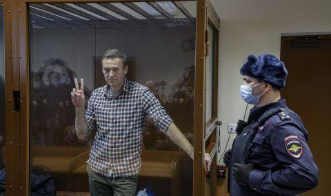 Медицинската документация след отравянето на Навални е подправена