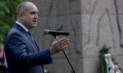 Президентът: Служебното правителство ще служи на България