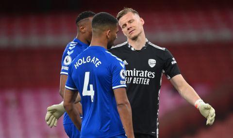 Арсенал може да се раздели с вратаря си
