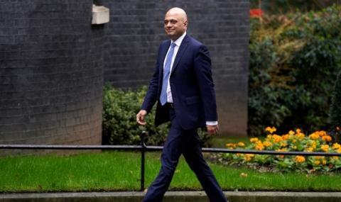 Великобритания с нов министър на финансите