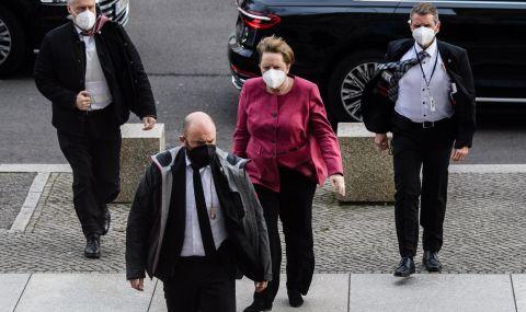 Без много шум: Меркел се ваксинира с AstraZeneca