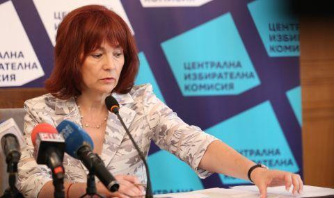 Росица Матева: Още 2000 машини ще трябва да се купят при избори 2 в 1 - 1
