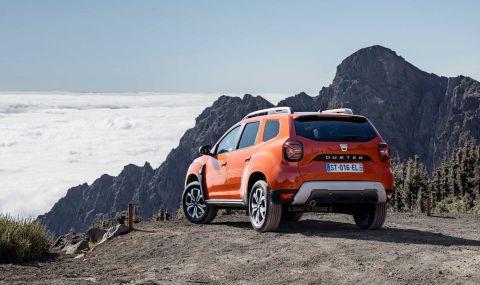 Dacia Duster получи фейслифт и автоматична трансмисия с двоен съединител - 4