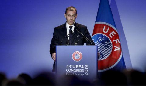 Президентът на УЕФА отново скочи срещу идеята за световни първенства на две години - 1