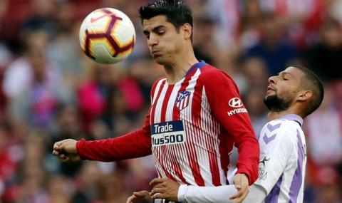 Мората: Съжалявам, че играх за Реал Мадрид