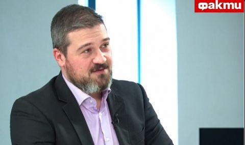 Никола Вапцаров за ФАКТИ: Борисов физически се страхува за живота си