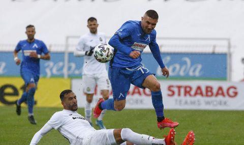 Пет причини за успеха на Славия над Левски - 1