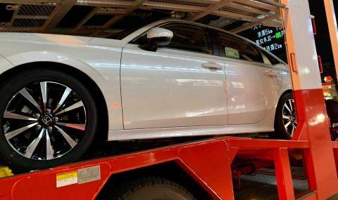Предпремиерно: Ето я новата Honda Civic - 5