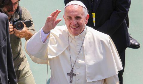 Папа Франциск: Словашката църква е свидетелка на креативността, свободата и диалога - 1