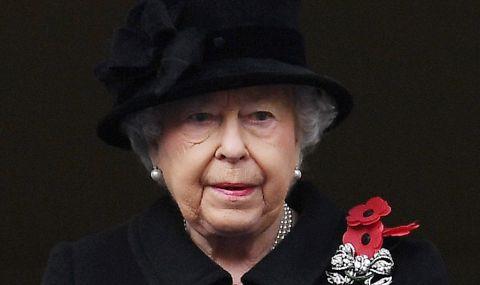 Кралицата посреща най-самотния си рожден ден